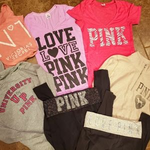 Pink Bundle fair Conditions Size small